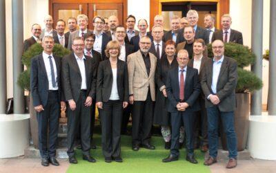 Neuer Vorstand der DVGW-Landesgruppe Nord gewählt