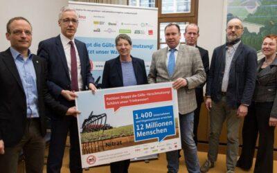 Verbände fordern Taten von Umweltministerin