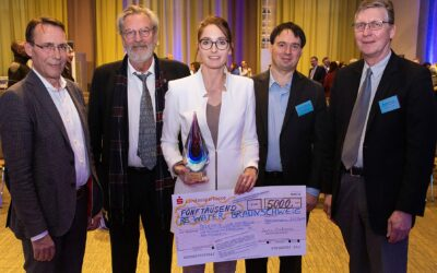 RE-WATER Braunschweig Award für HyReKA-Forscher