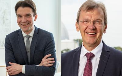 EGLV: Uli Paetzel und Emanuel Grün wiedergewählt