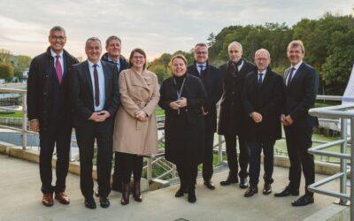 NRW-Umweltministerin im Dialog mit der Wasserwirtschaft