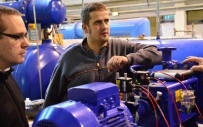 Fernstudium zum Pumpenfachingenieur: Anmeldung jetzt möglich!