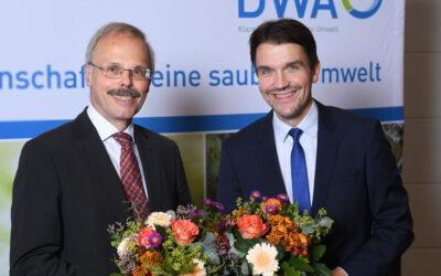 Uli Paetzel zum DWA-Präsidenten gewählt