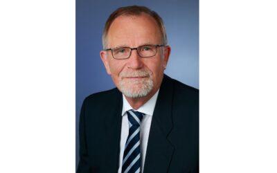 Karl-Heinz Rosenwinkel mit Willy-Hager-Medaille ausgezeichnet