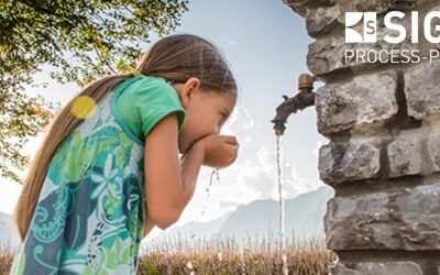 Sicheres Trinkwasser ist eine permanente Herausforderung
