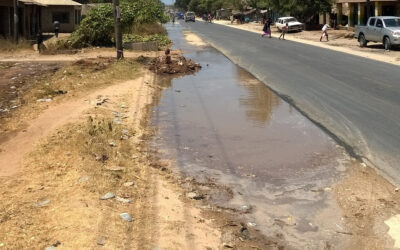 Leipziger Wasserexperten erstmals in Simbabwe aktiv