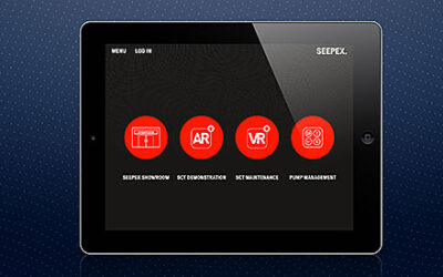 Seepex präsentiert smarte Wartungskonzepte und digitale Lösungen
