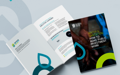 Handbook on the economic potential of water, sanitation and hygiene policies