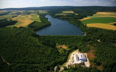 45 Mio. € für 32 km Fernwasserleitung
