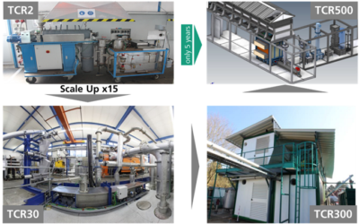 Project TO-SYN-FUEL aims to turn sewage sludge into fuels and hydrogen