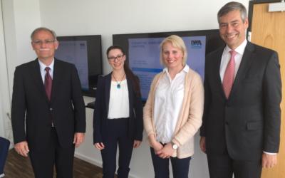 IWA Deutschland mit neuem Vorsitz
