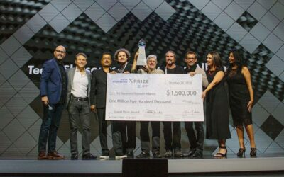 Water Abundance XPRIZE: winner team can pull water from air