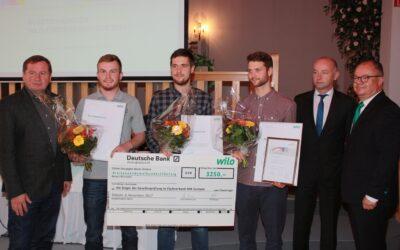 Wilo-Förderpreis Ost