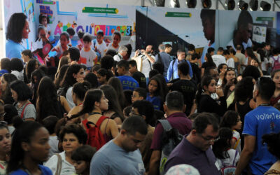 Record-breaking Numbers at 8th World Water Forum