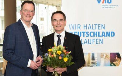 VKU: Ingbert Liebing neuer Hauptgeschäftsführer