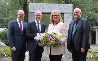 Georg Wulf als Wupperverbands-Vorstand wiedergewählt