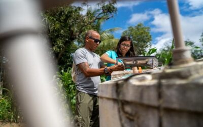 Young Champions of the Earth Prize: meet the winner for Latin America and the Caribbean