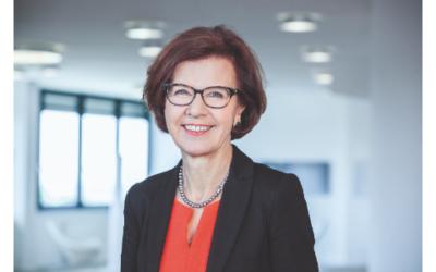 BDEW: Marie-Luise Wolff als Präsidentin wiedergewählt