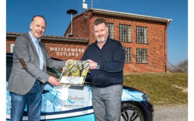 Energiemanagement: Neue Pumpenanlage im Wasserwerk Borkum