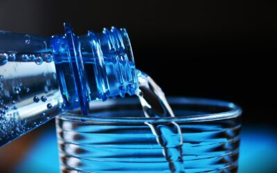 Mikroplastik in Mineralwasser