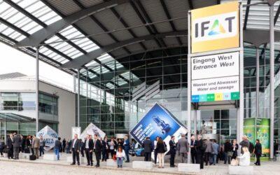 IFAT: Messe auf September verschoben