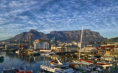 Extreme water crisis in Cape Town