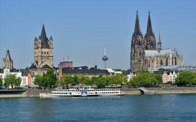 60 Jahre Kooperation am Rhein