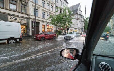 """Seminar """"Urbane Sturzfluten – Analyse, Bewertung, Lösung und Vorgehen"""""""