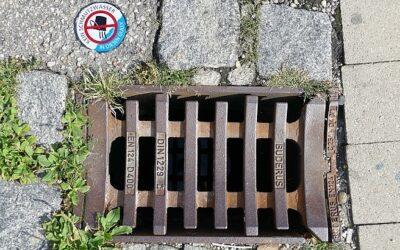 Plaketten für den Gewässerschutz