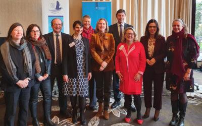 Rhein 2040: Klimaresilienz und Nachhaltigkeit für ein riesiges Flusseinzugsgebiet
