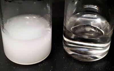 Multifunktions-Wasserfilter: magnetische Nanopartikel mit ionischer Flüssigkeit