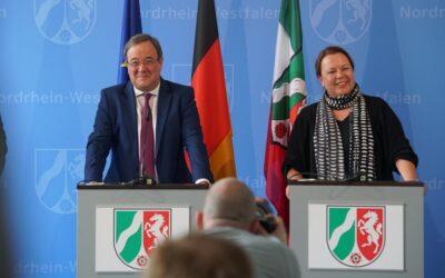 Neue NRW-Umweltministerin: Auf Schulze Föcking folgt Heinen-Esser