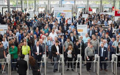 Offizielle Eröffnung der IFAT 2018 mit Kunststoff-Debatte