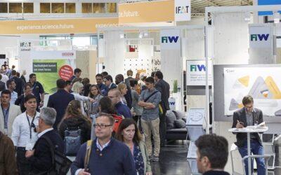 IFAT 2020 wächst im Freigelände und erreicht Rekordfläche