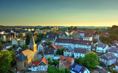 Stadt Hattingen und Ruhrverband unterzeichnen Kanalabkommen