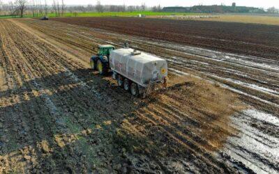 Letzte Mahnung der EU-Kommission an die Bundesregierung zur Einhaltung der Nitratrichtlinie