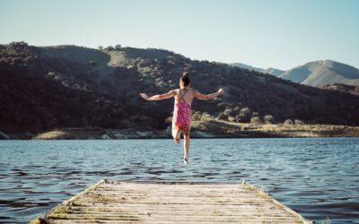 Big Jump: Der Sprung ins kalte Wasser