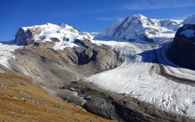Climate change: more than 90% of glacier volume in the Alps could be lost by 2100