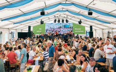 Grünbeck Wasseraufbereitung feiert 70-jähriges Jubiläum