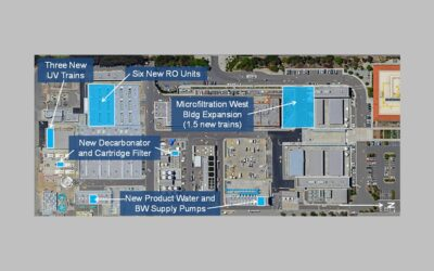 Water reuse: GWRS entered its final phase