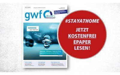gwf Wasser|Abwasser 5/2020: Wasserorientierte Stadtplanung