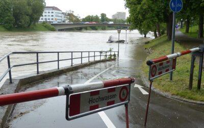 Über 3600 Bilder gegen das Hochwasser