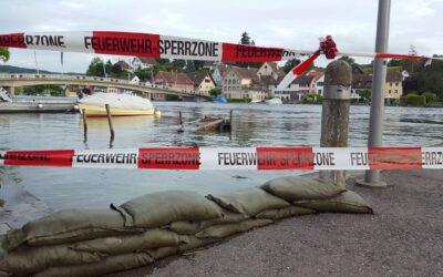 regiowarn: Hochwasserschutz per App
