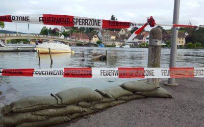Bayern investiert in den Hochwasserschutz
