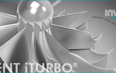 iTURBO reduziert effektiv den Energieverbrauch von Belüftungssystemen