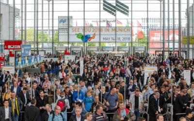 50 Jahre jung: IFAT behauptet Top-Status
