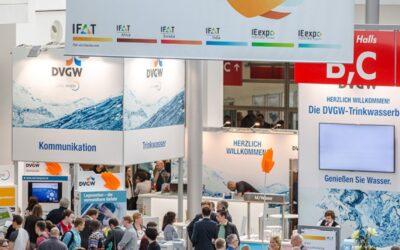 IFAT 2016: Zahlen bestätigen den Erfolg