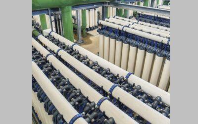 inge ersetzt Ultrafiltrationsanlage in Singapur: größter Auftrag der Firmengeschichte