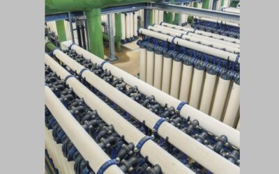 inge replaces ultrafiltration plant in Singapore: biggest contract in the company's history