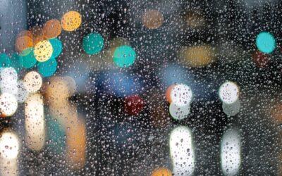 Regenmessung mit Mobilfunknetz möglich